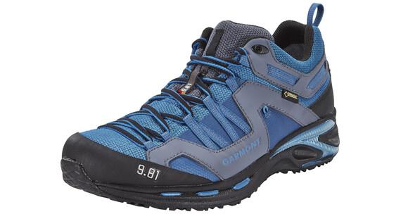 Garmont 9.81 Trail Pro GTX - Chaussures de running - gris/bleu
